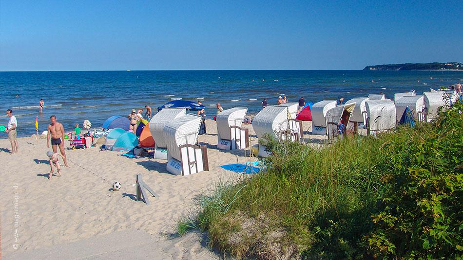Sommer 2021 auf Rügen: Urlaub in der Hauptsaison