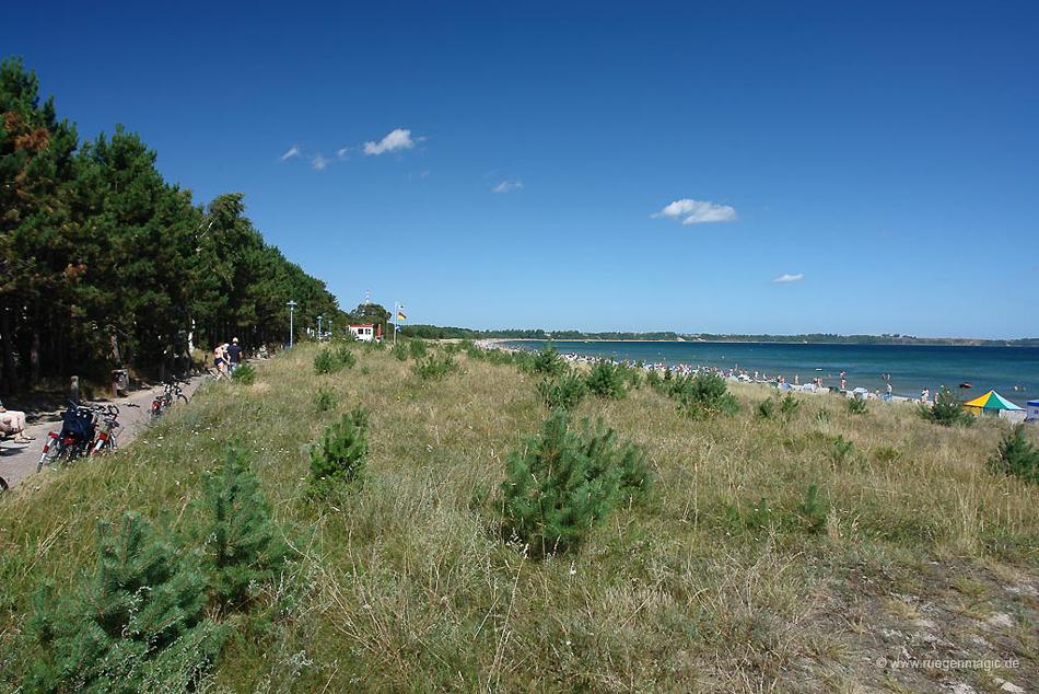 Strandpromenade Seebad Juliusruh