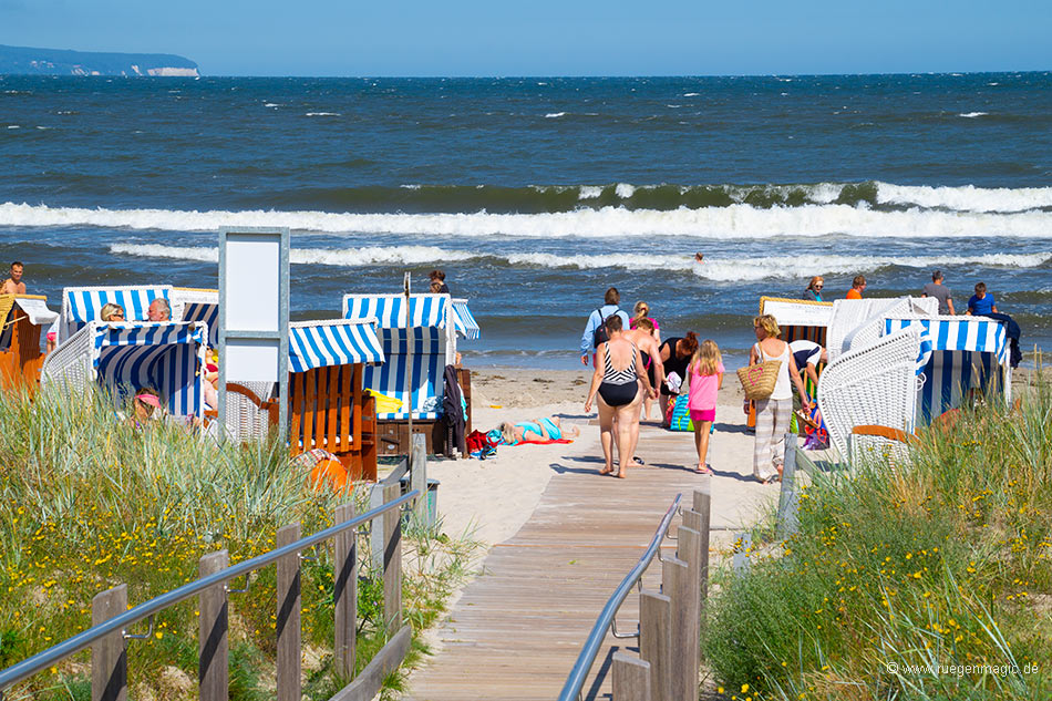 Strandzugang Binz