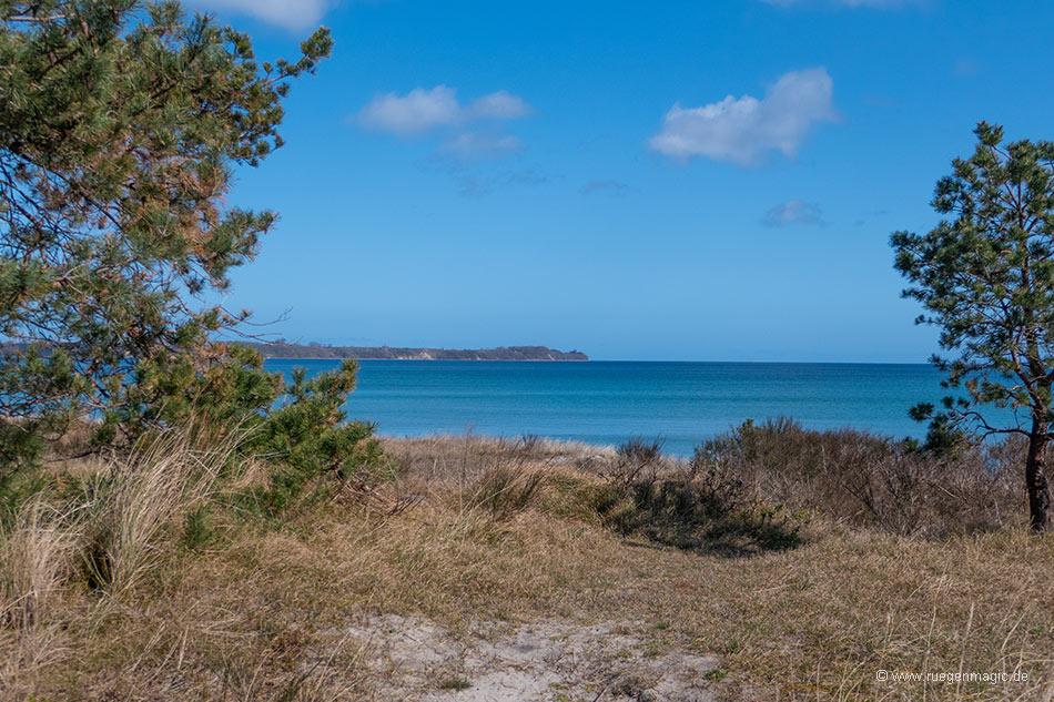Die Bucht bei Juliusruh