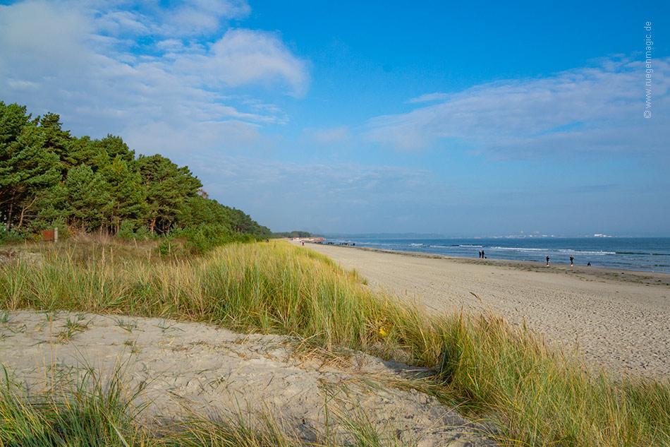 Ostseestrand an der Prorer Wiek