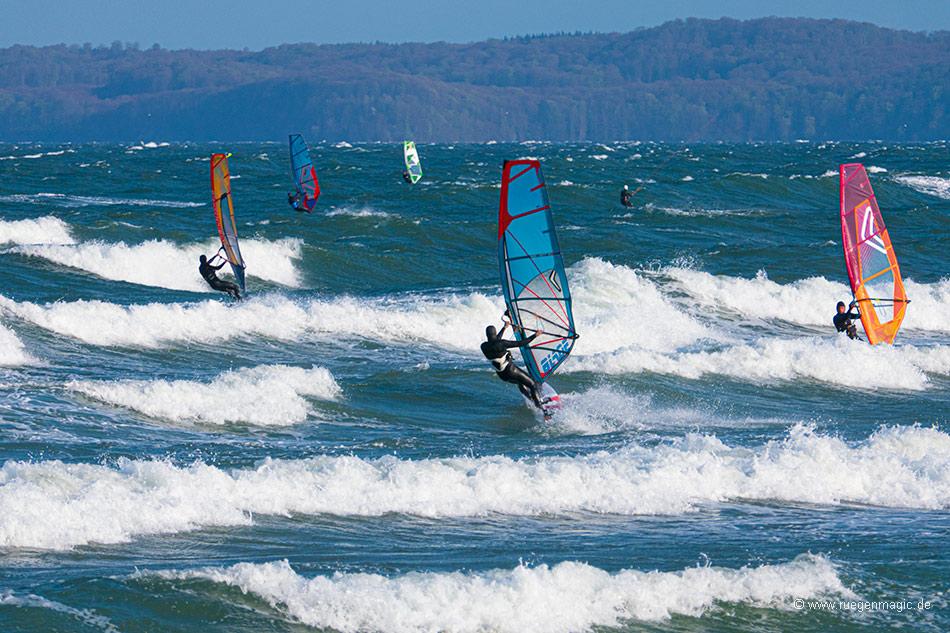 Surf- und Kiterevier Mukran