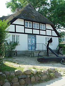 Heimatmuseum in Göhren