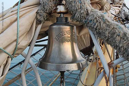 Schiffsglocke der Krusenstern