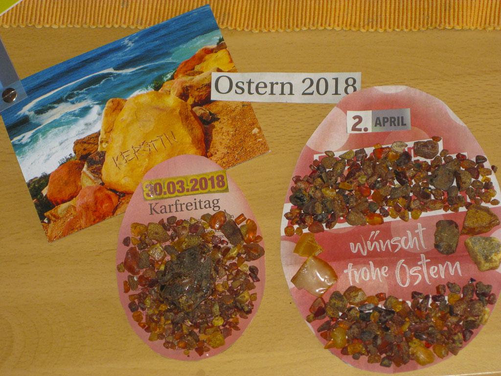 Ostern 2018 auf der Insel Hiddensee gefunden
