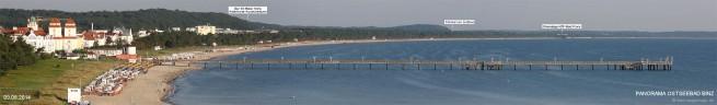 Fischerstrand im Ostseebad Binz