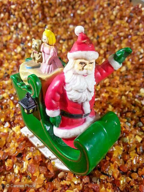 Bernstein-Weihnachtsmann