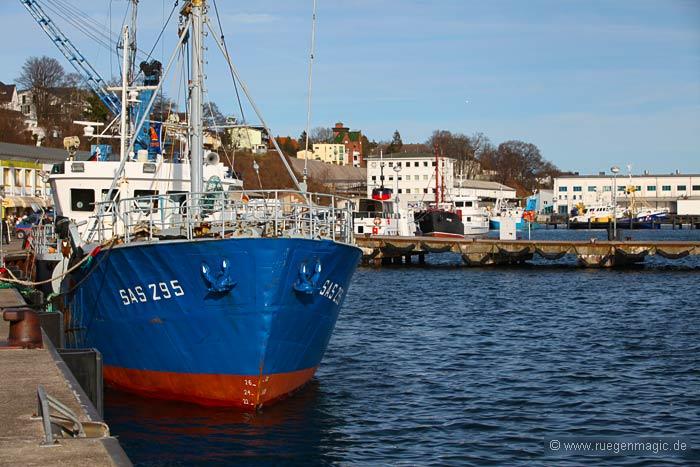 Webcam Sassnitz Hafen