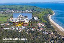 Ferienwohnung für 4 Gaeste im Ostseebad Baabe