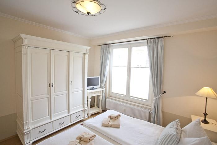 Zwei Ferienwohnungen für je 4 Personen im Ostseebad Binz