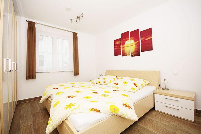 Strandnahe 68m²-Komfort-Ferienwohnung für max. 5 Personen im ...