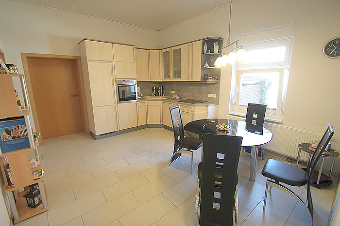 Separate kitchen of apartment No.2