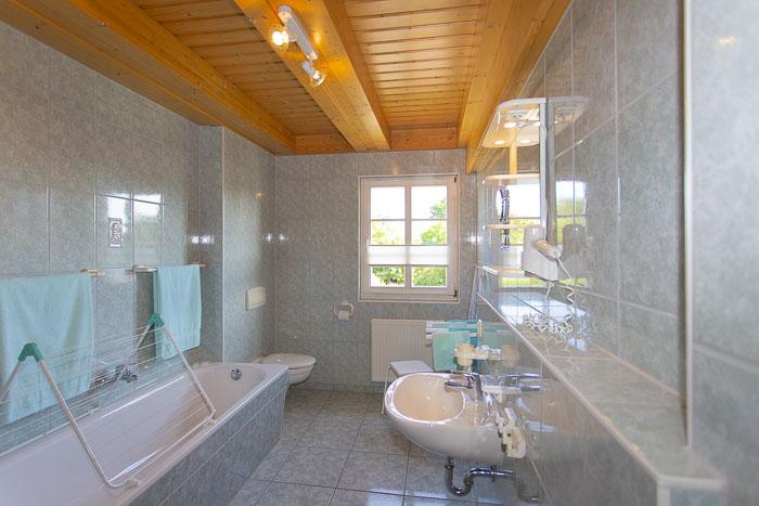 beispiel eines bades einer ferienwohnung